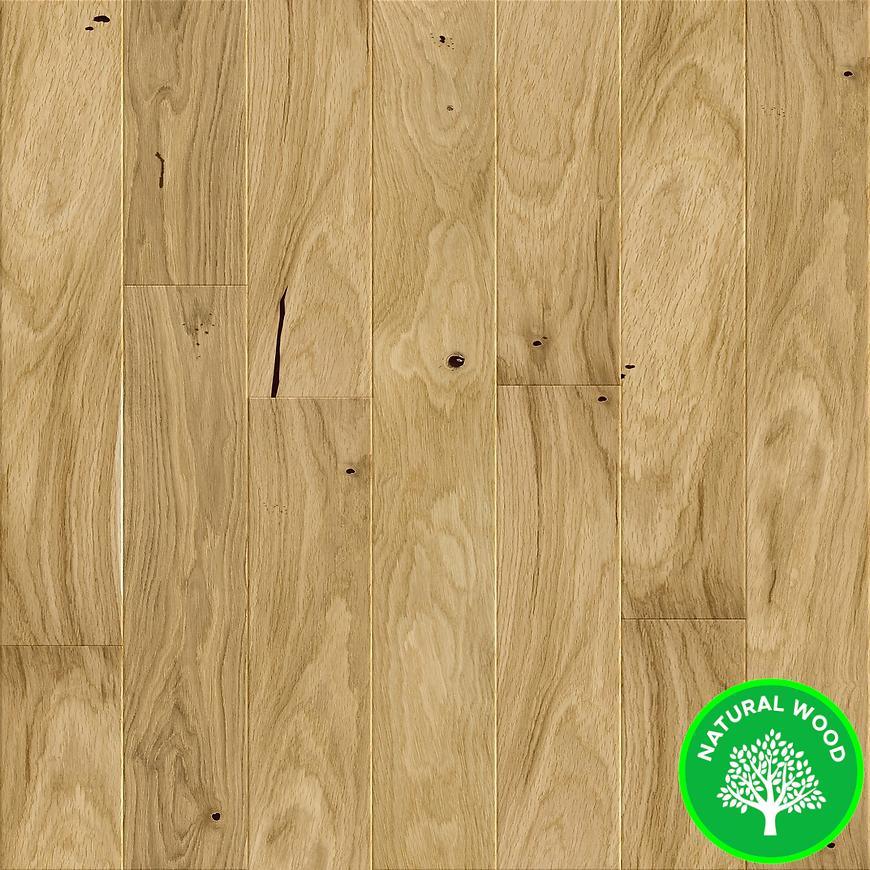 Dřevěná podlaha Barlinek dub family 14x155x1092