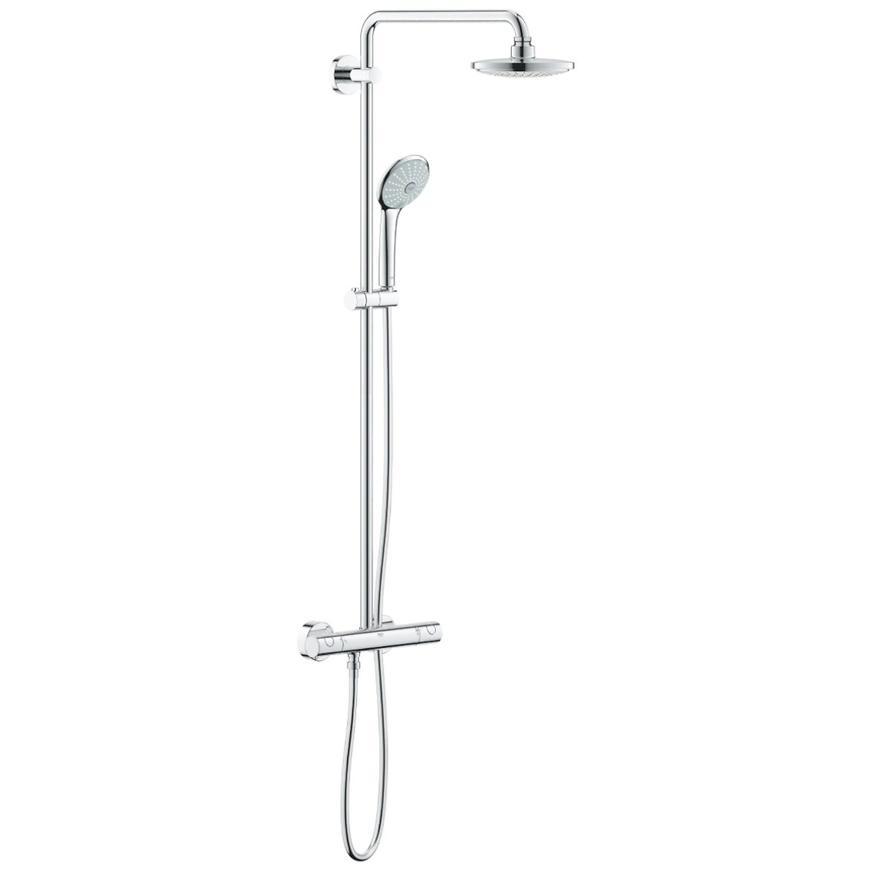 Sprchový systém s termostatem EUPHORIA SYSTEM 180 27296001