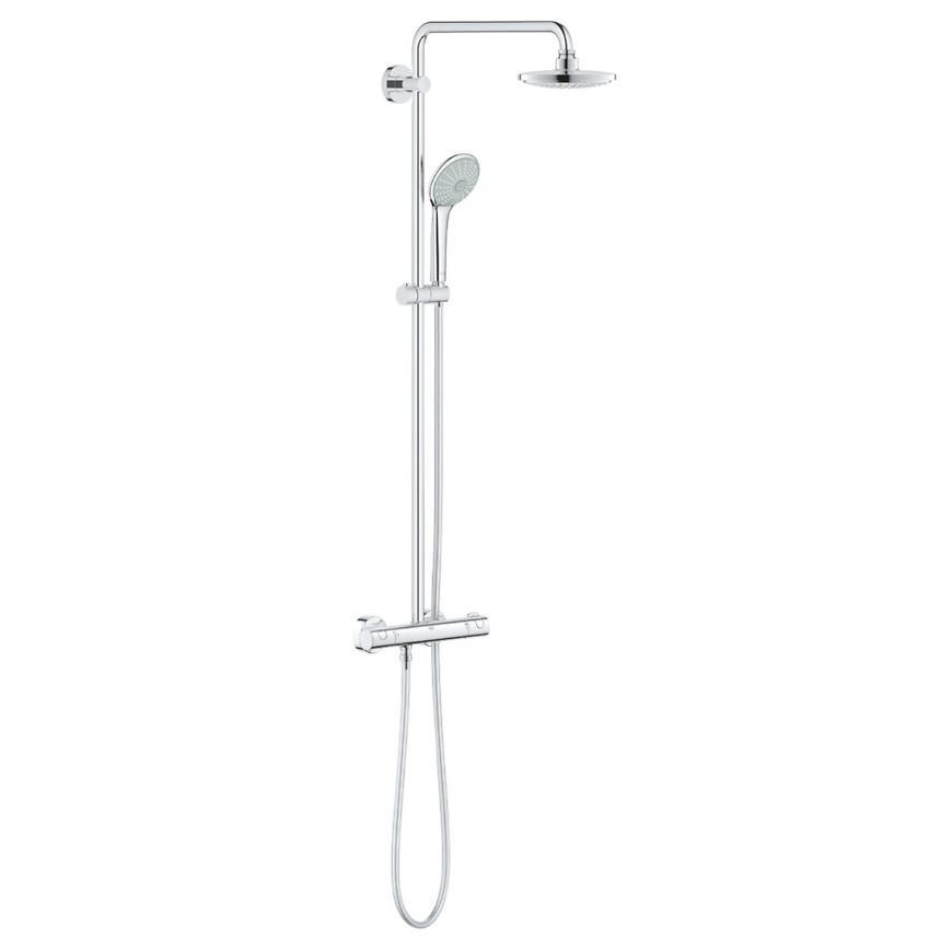 Sprchový systém s termostatem EUPHORIA SYSTEM 180 E 26418000