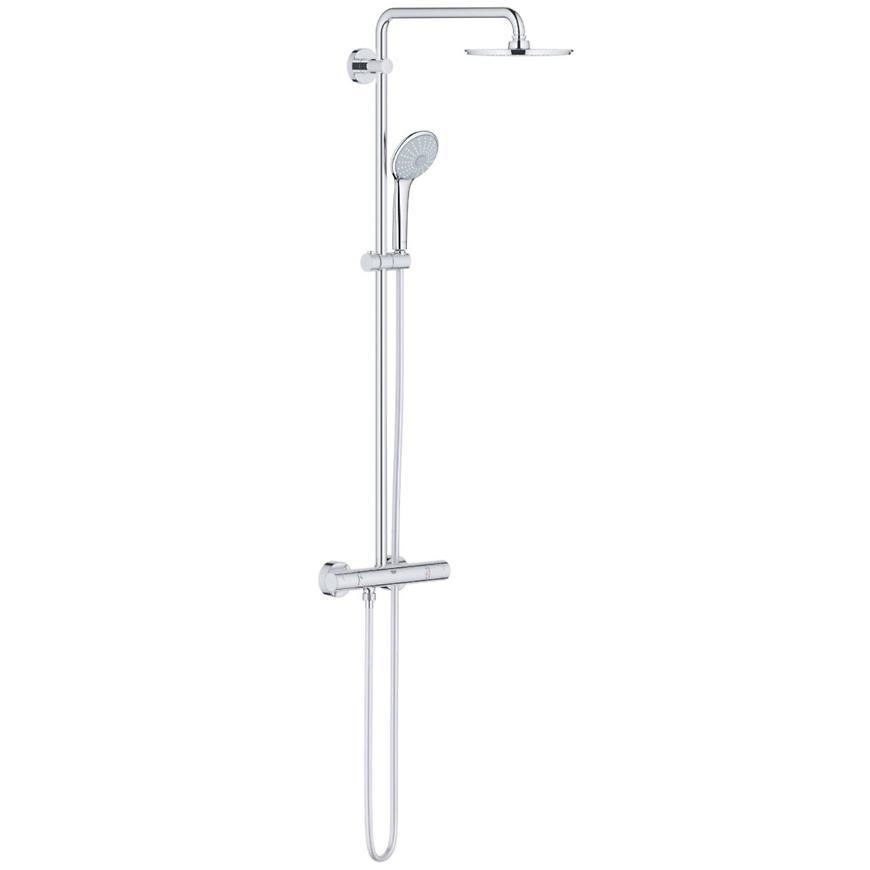 Sprchový systém s termostatem EUPHORIA SYSTEM 210 26383000