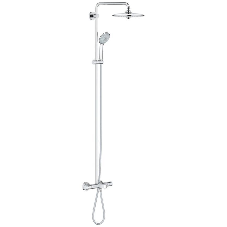 Sprchový systém s vanovým termostatem EUPHORIA SYSTEM 260 27475001