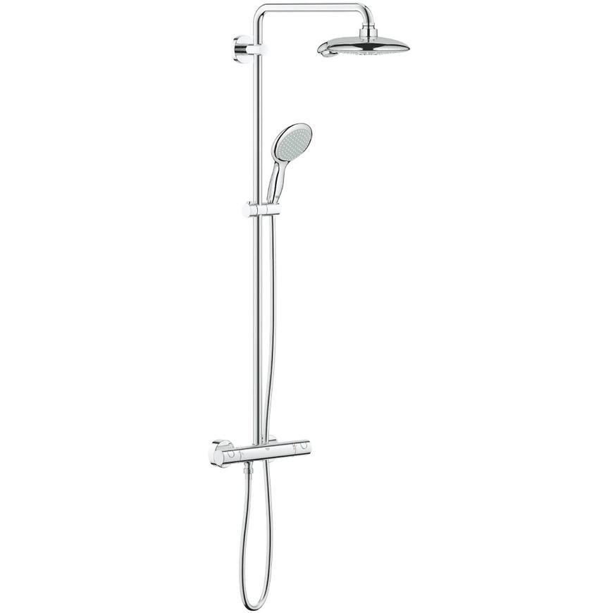 Sprchový systém s vanovým termostatem EUPHORIA POWER&SOUL SYSTEM 190 26186000