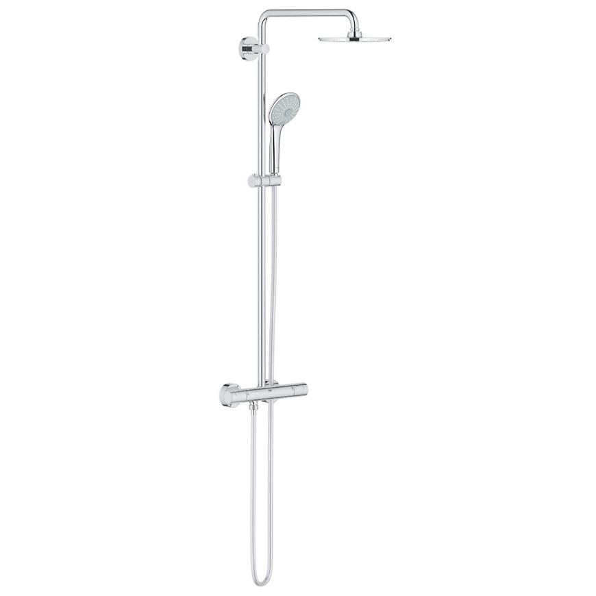 Sprchový systém s termostatem EUPHORIA SYSTEM 210 27964000