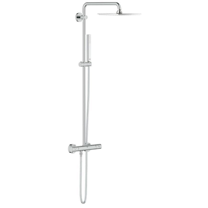 Sprchový systém s termostatem EUPHORIA SYSTEM 230 26187000