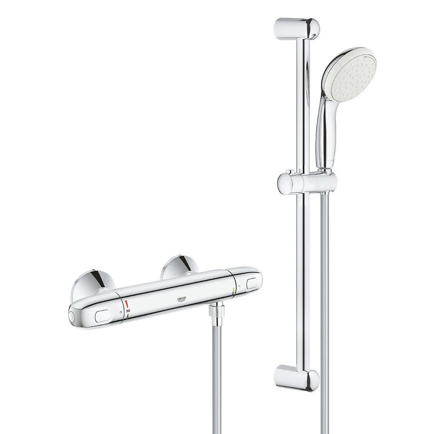 Sprchový systém s termostatem GROHTHERM 1000 34151004