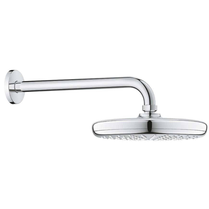 Hlavová sprcha 286 mm 1 proud TEMPESTA 210 26412000
