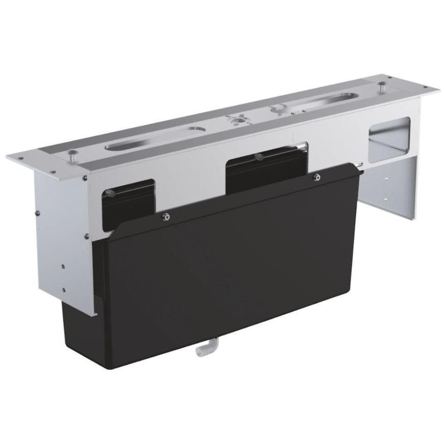 Montážní těleso k vanové baterii NON RAPIDO OTHERS 29037000