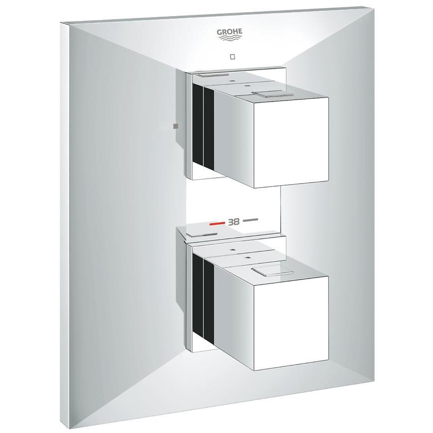 Baterie sprchová termostatická podomítková ALLURE BRILLIANT 13317000