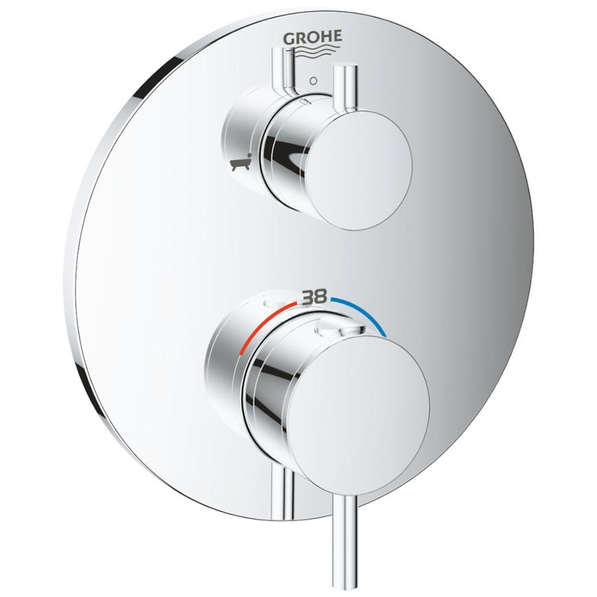 Baterie sprchová termostatická podomítková ATRIO 24138003