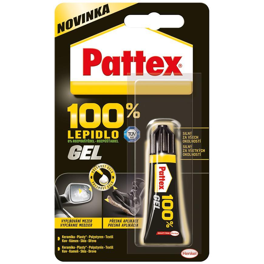 Univerzální lepidlo Pattex 100%, 8 g