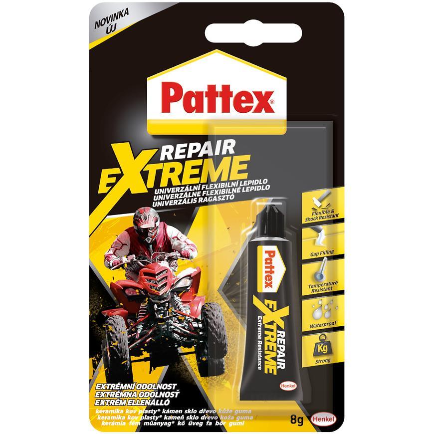 Univerzální lepidlo Pattex Repair Extreme, 8 g