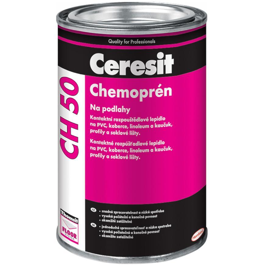 Lepidlo Ceresit Chemoprén na podlahu, 1 l