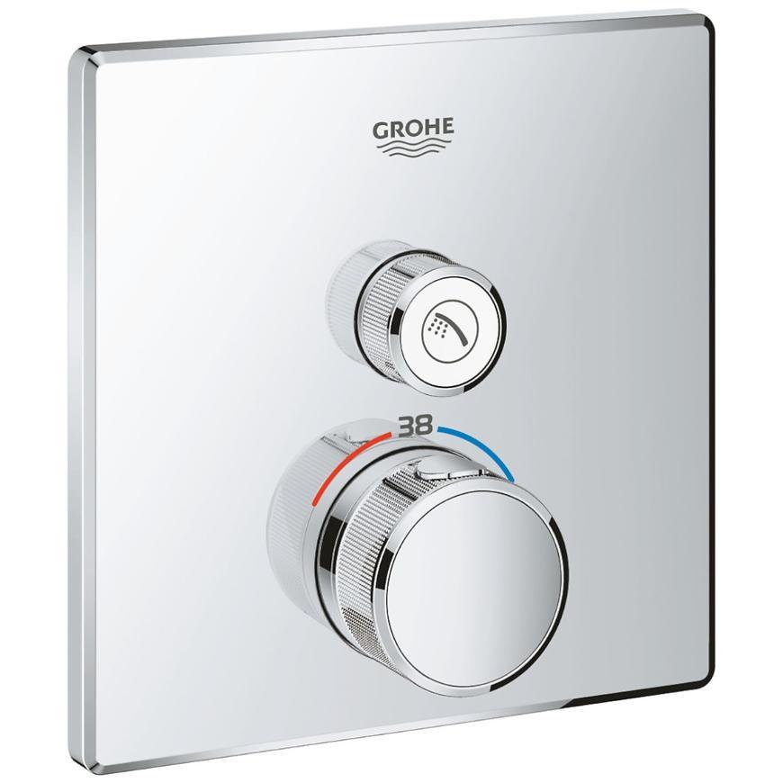 Baterie sprchová/vanová termostatická podomítková GROHTHERM SMARTCONTROL 29123000