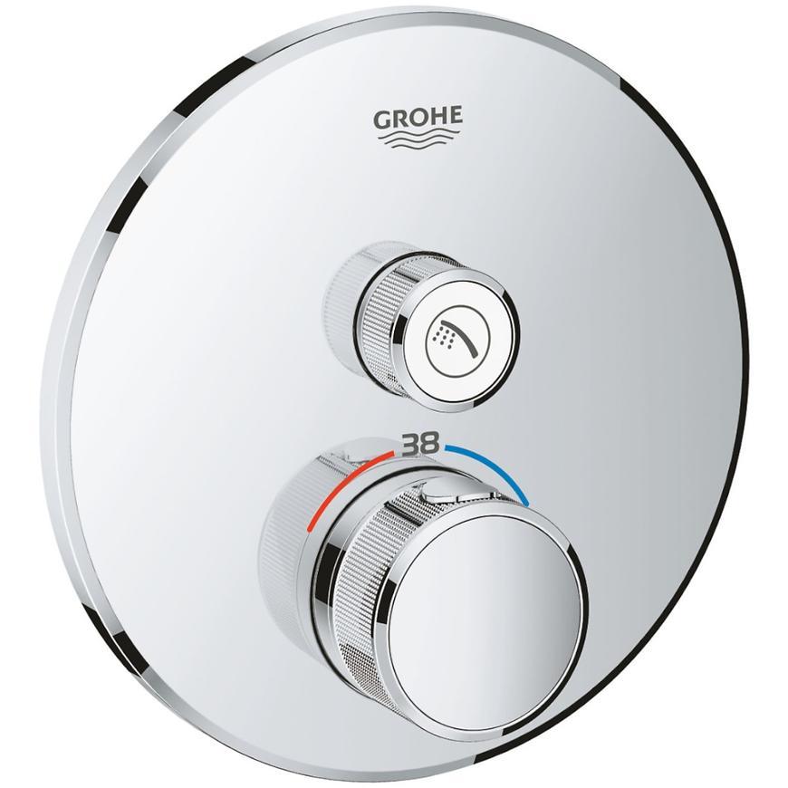 Baterie sprchová/vanová termostatická podomítková GROHTHERM SMARTCONTROL 29118000
