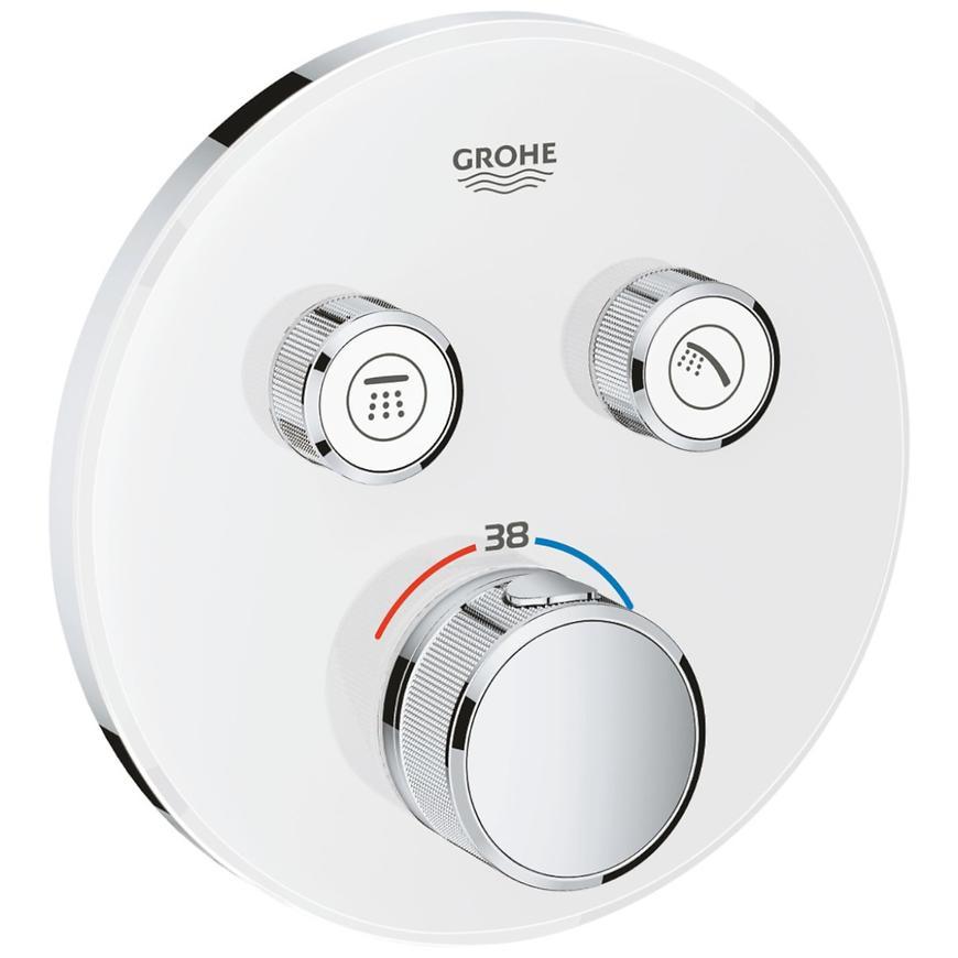 Baterie sprchová/vanová termostatická podomítková GROHTHERM SMARTCONTROL 29151LS0