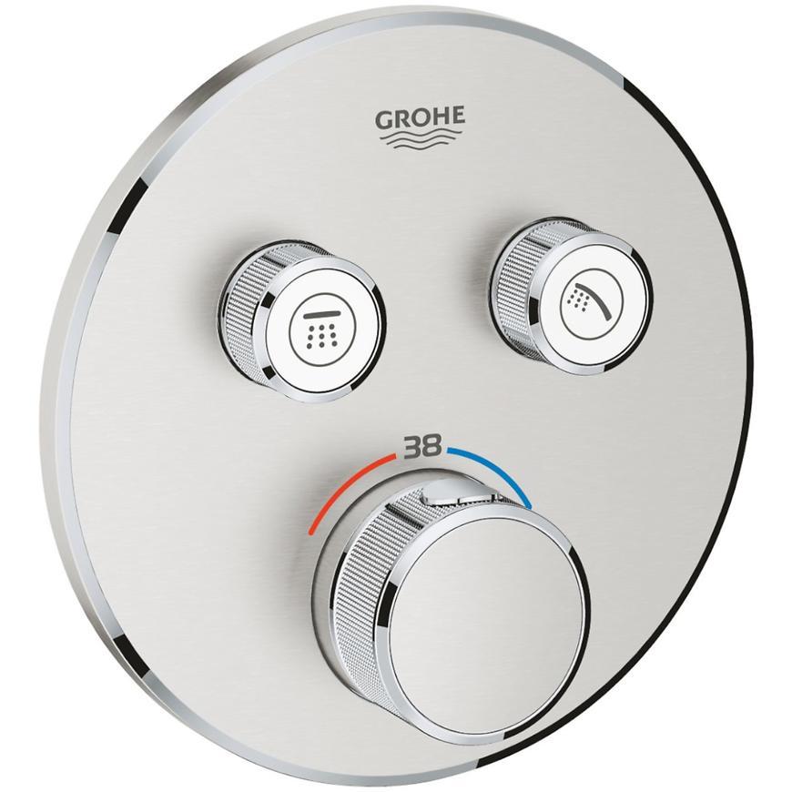 Baterie sprchová/vanová termostatická podomítková GROHTHERM SMARTCONTROL 29119DC0
