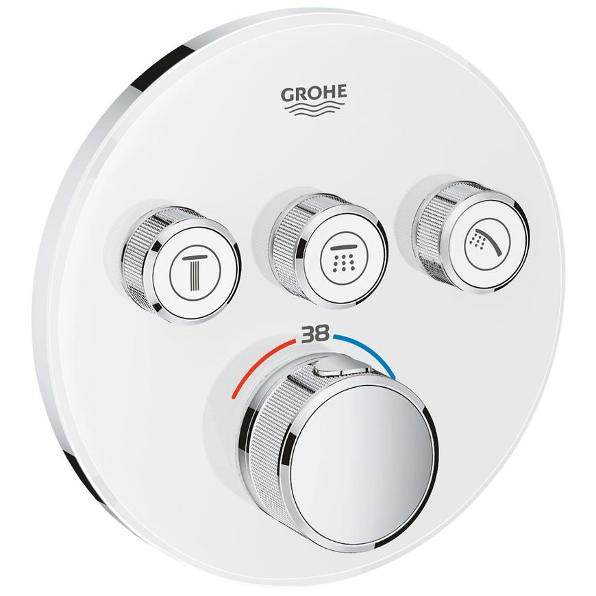 Baterie sprchová/vanová termostatická podomítková GROHTHERM SMARTCONTROL 29904LS0