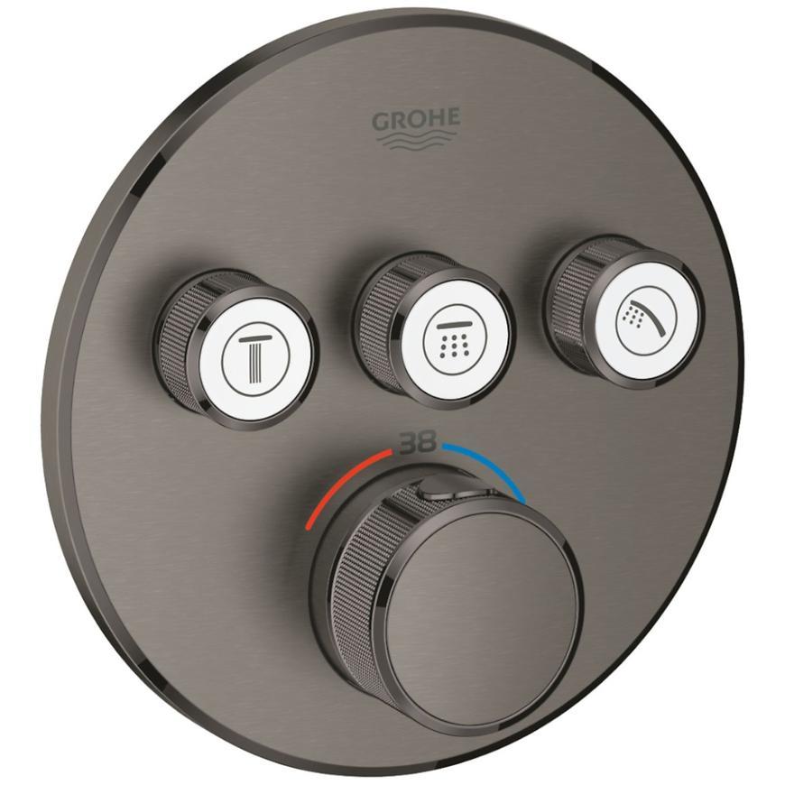Baterie sprchová/vanová termostatická podomítková GROHTHERM SMARTCONTROL 29121AL0