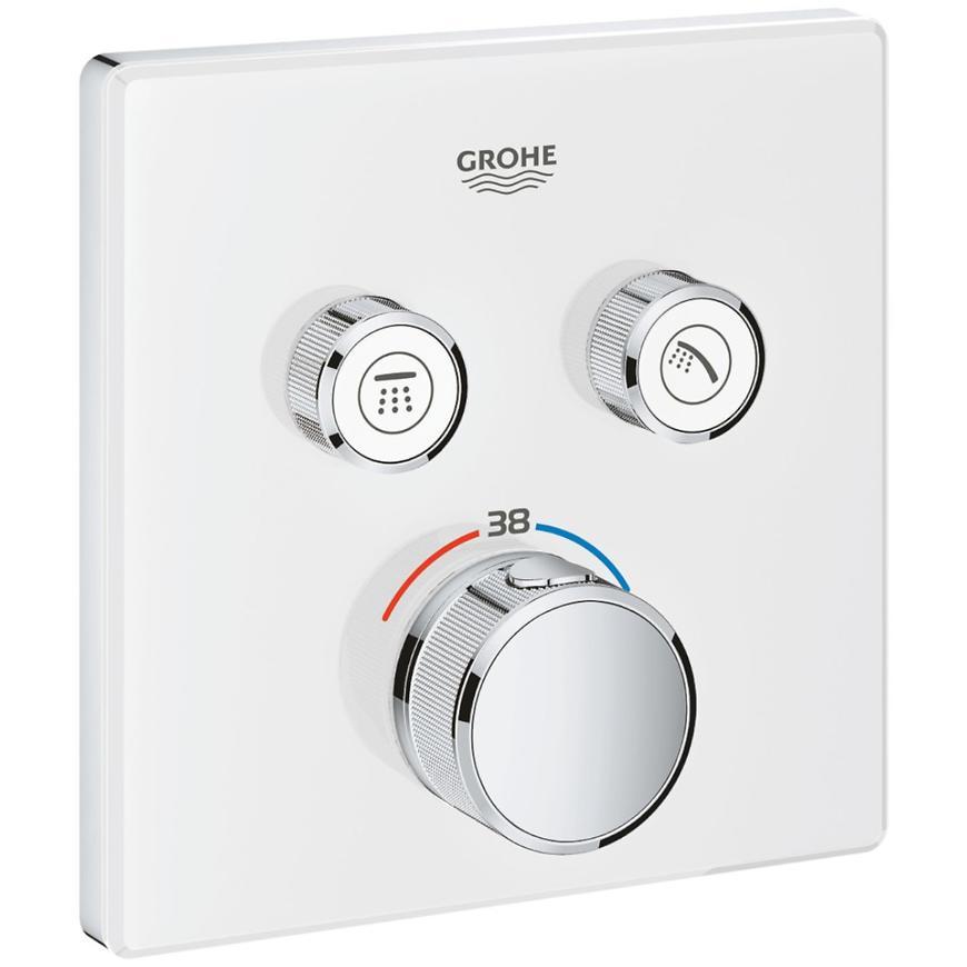 Baterie sprchová/vanová termostatická podomítková GROHTHERM SMARTCONTROL 29156LS0