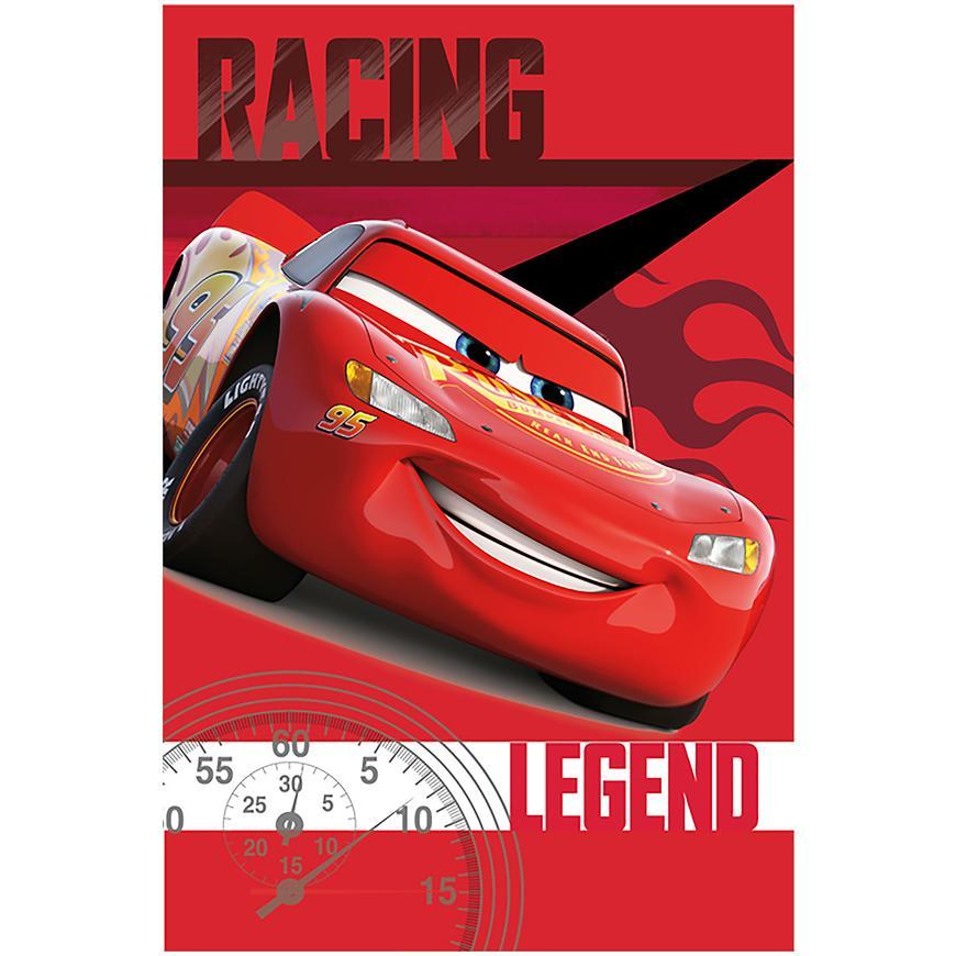 Deka fleece 100x150 Cars legend