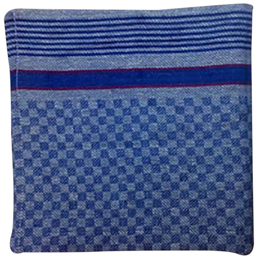 Ručník pracovní 50x100 modrý