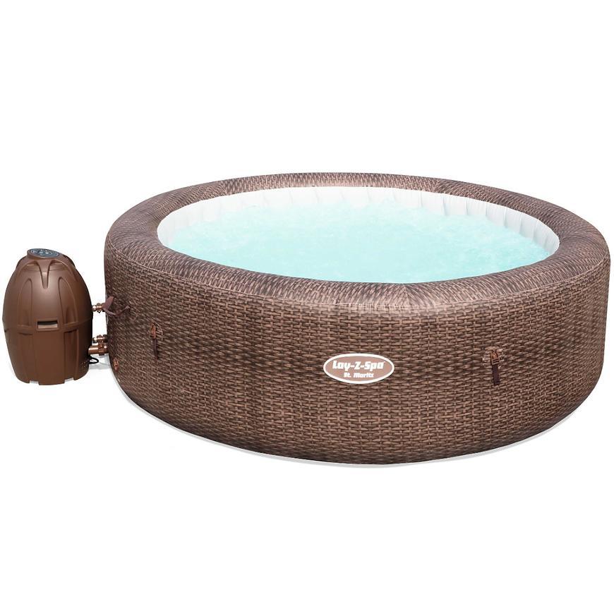 Bazén vířivý spa 2,16m x 0,71m St.Moritz 54175