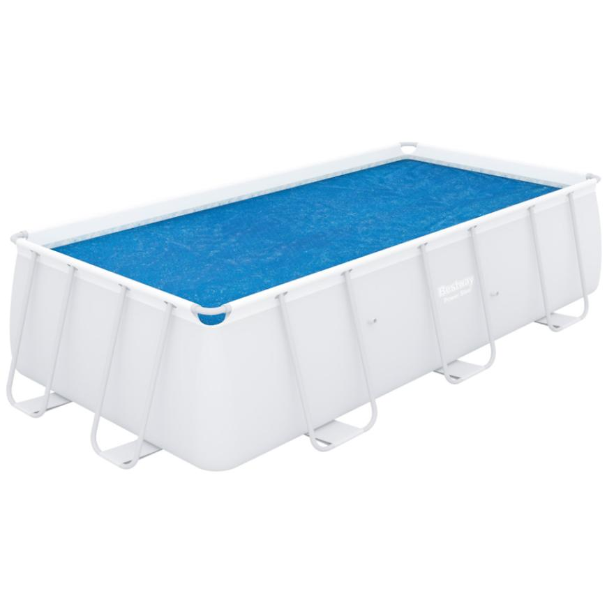 Solární plachta pro bazén 4,04x2,01 m, 58240