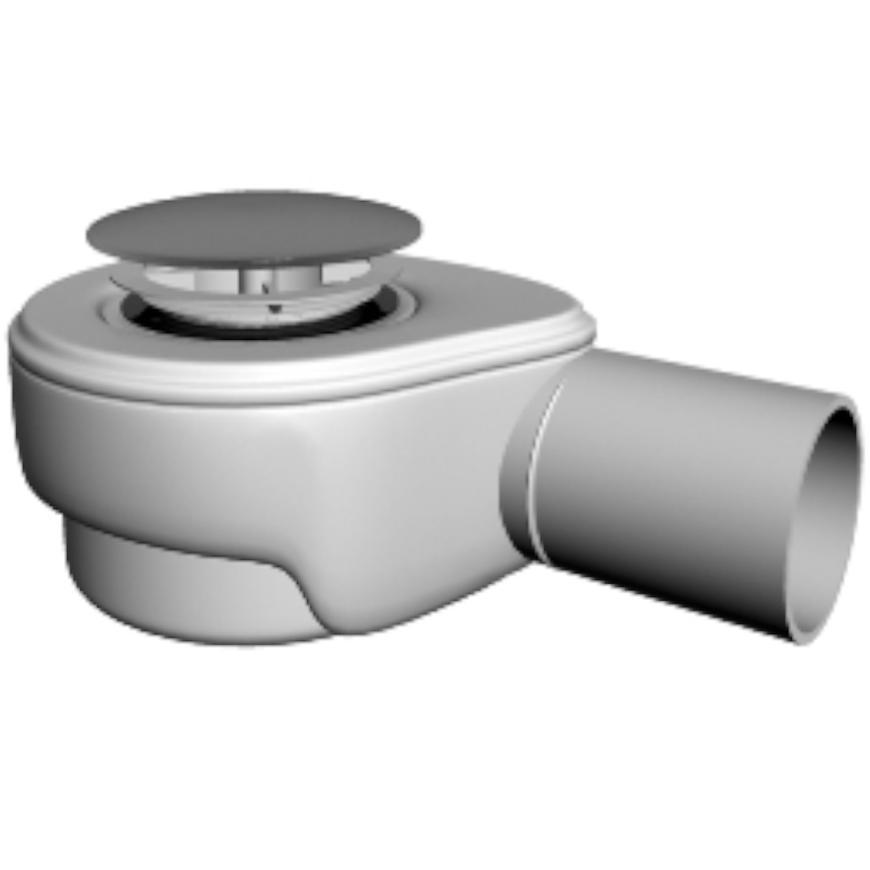 Poloautomatický sprchový sifon 19238