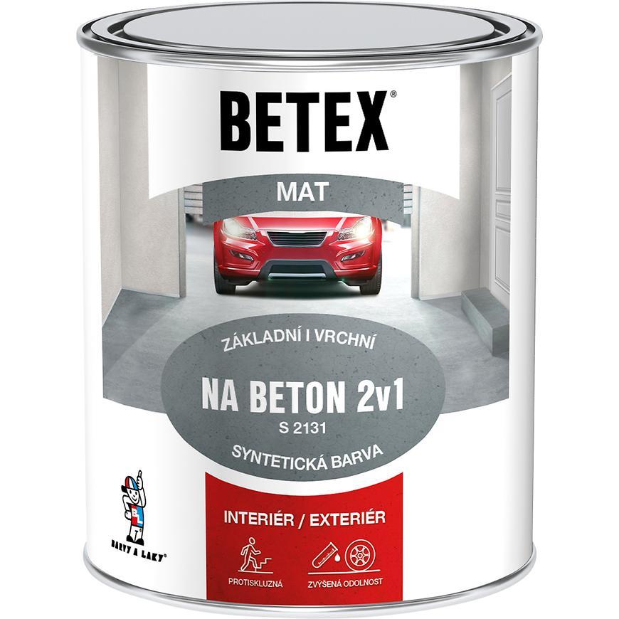 Betex 110 šedý 0.8kg