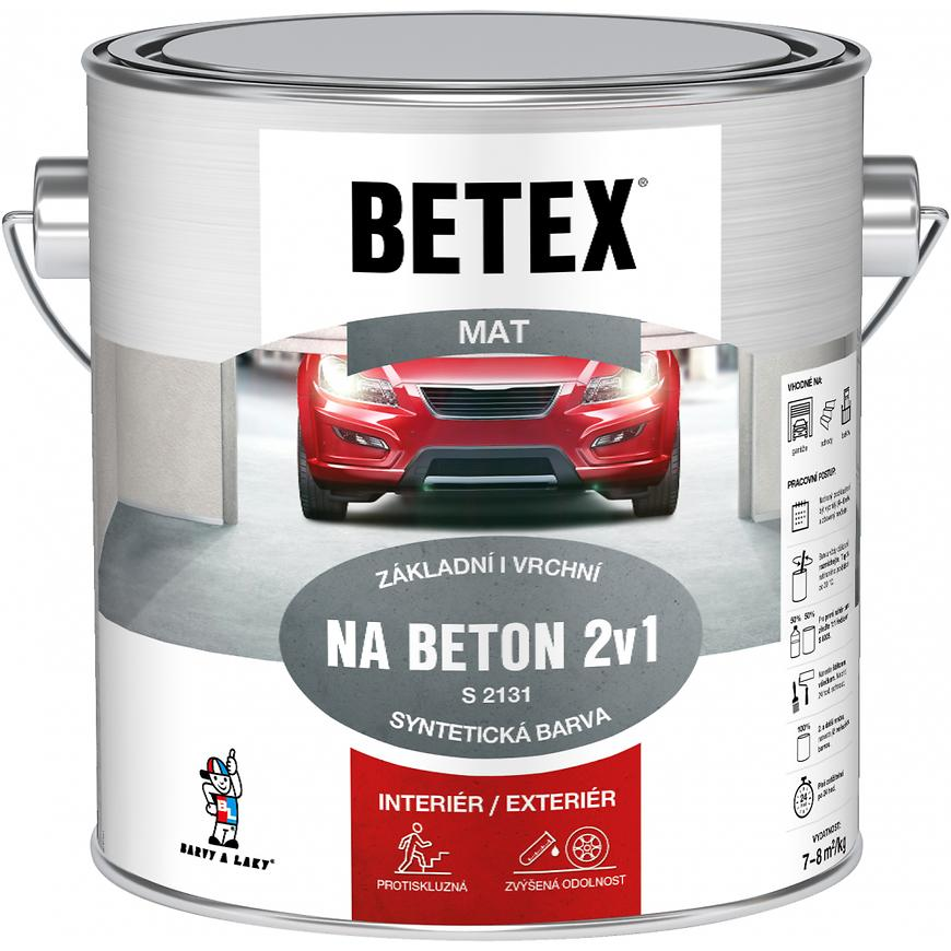 Betex 840 červenohnědý 2kg