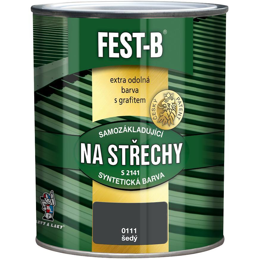 FEST-B 0111 šedý 0.8kg
