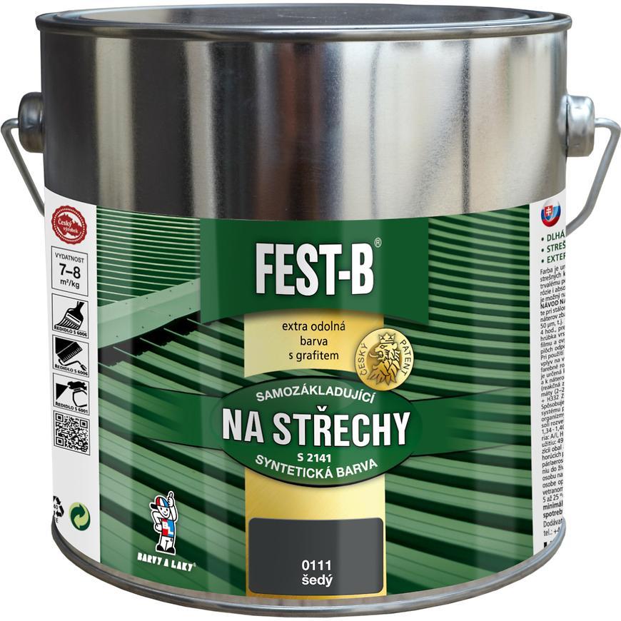 FEST-B 0111 šedý 2.5kg