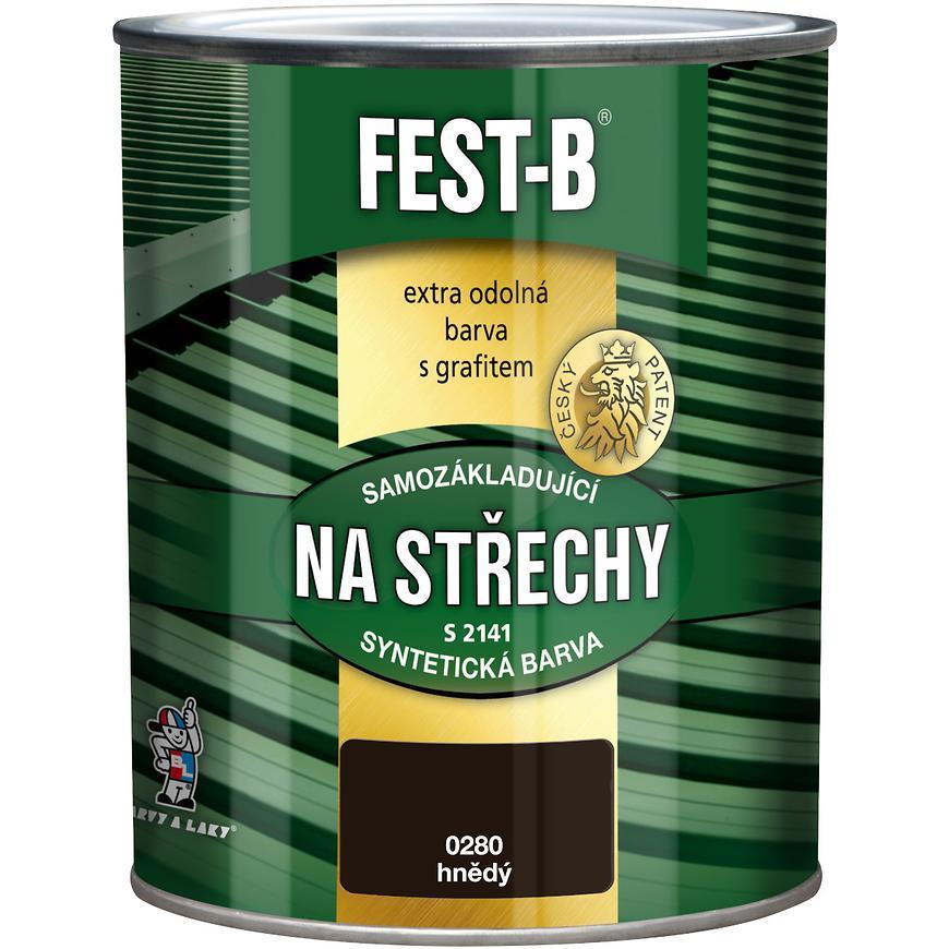 FEST-B 0280 hnědý 0.8kg