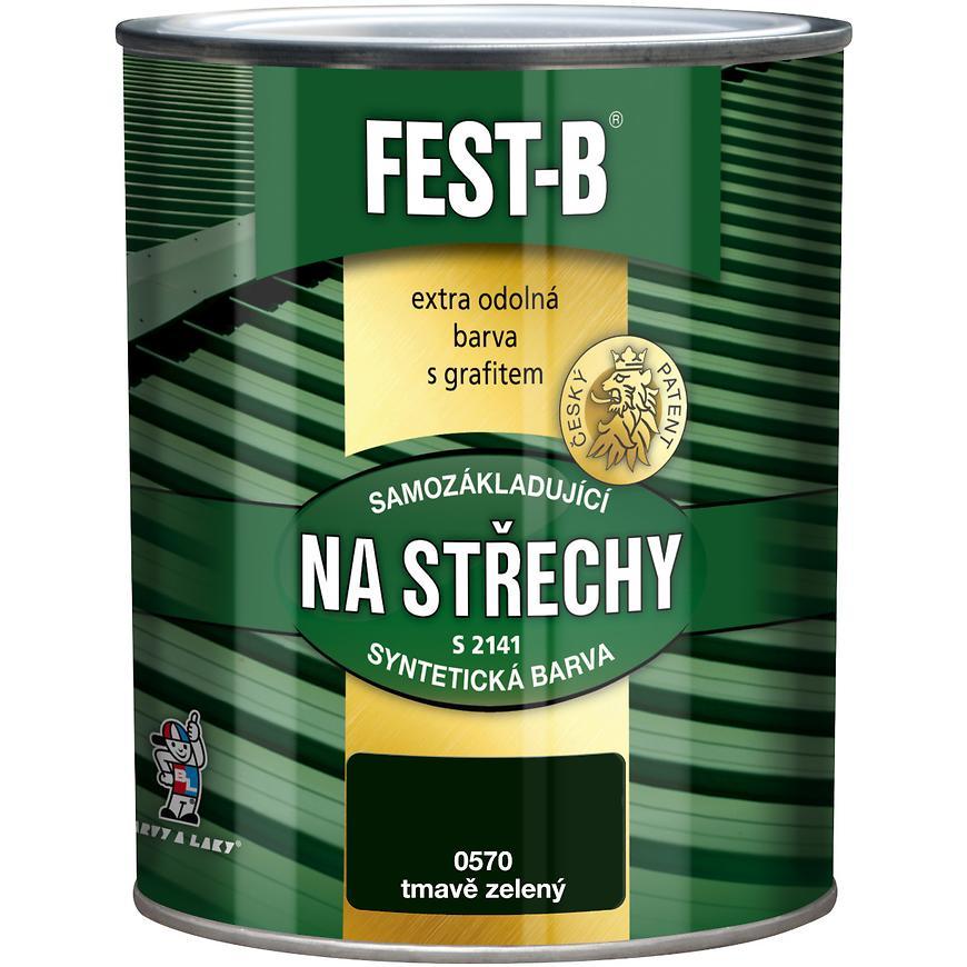 FEST-B 0570 zelený tmavý 0.8kg