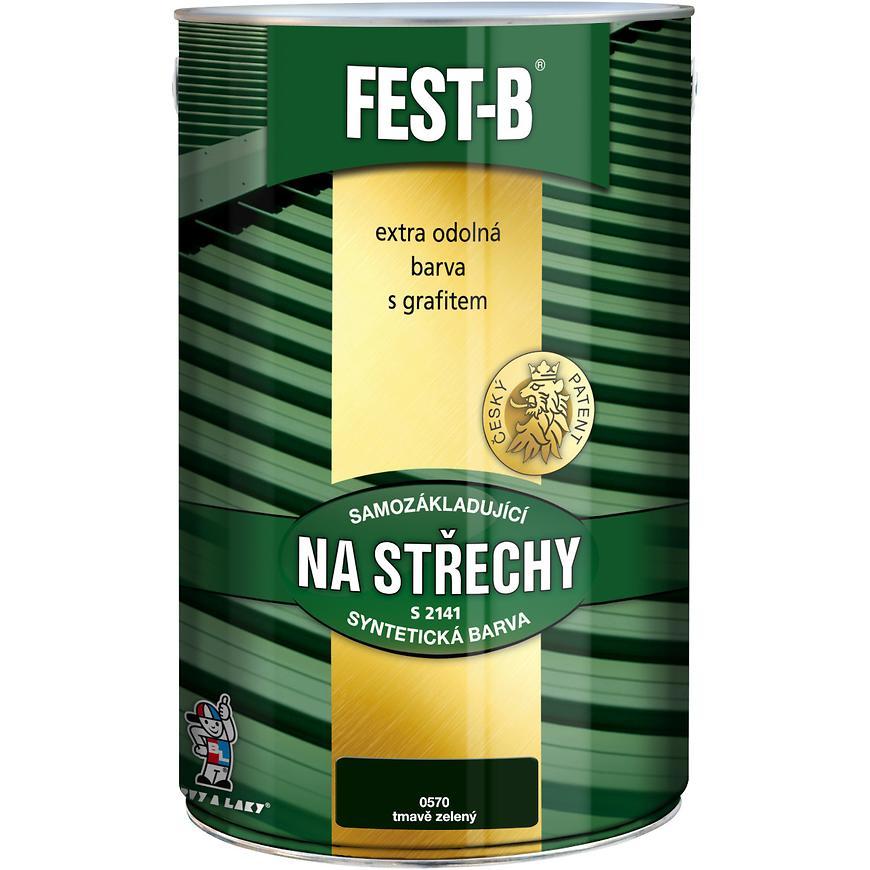 FEST-B 0570 zelený tmavý 5kg