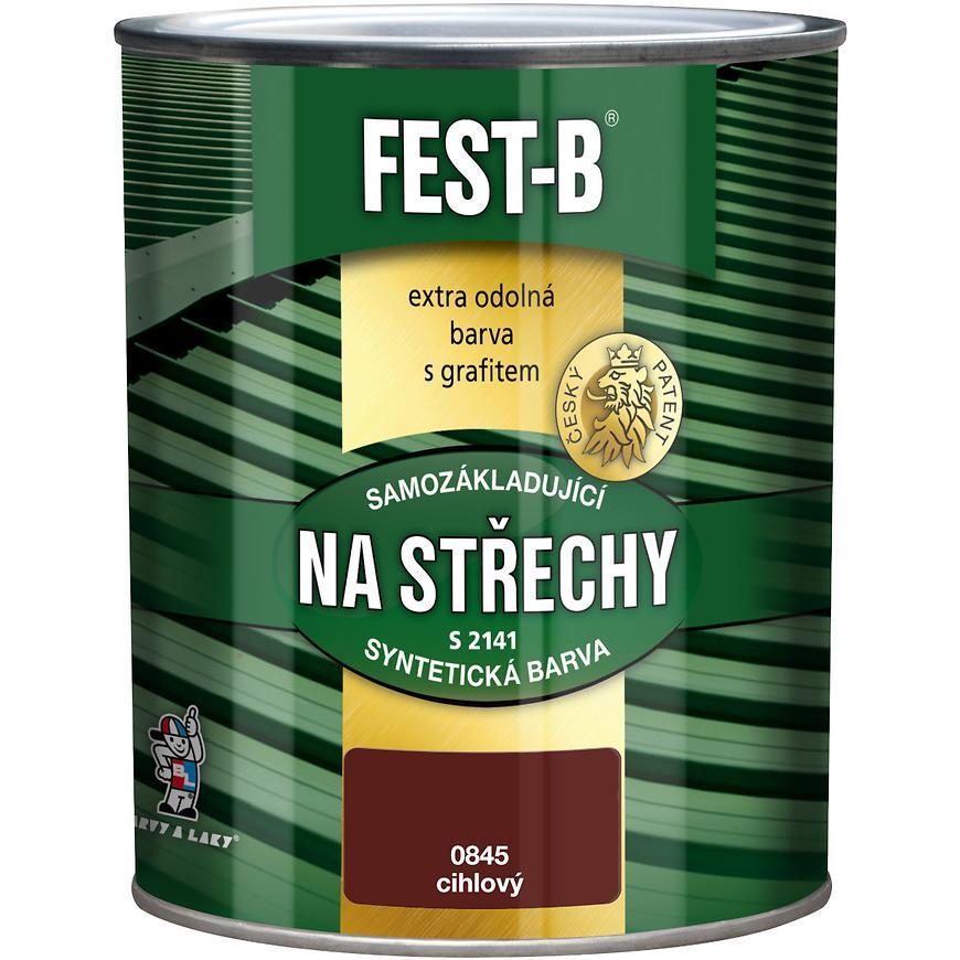 FEST-B 0845 cihlový 0.8kg
