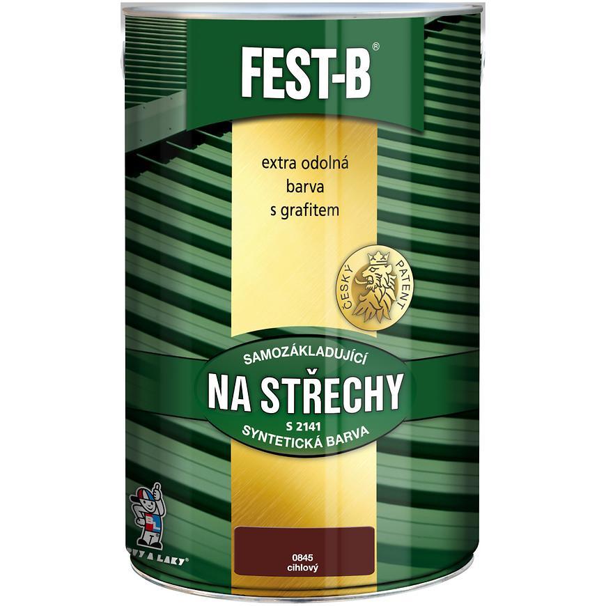 FEST-B 0845 cihlový 5kg
