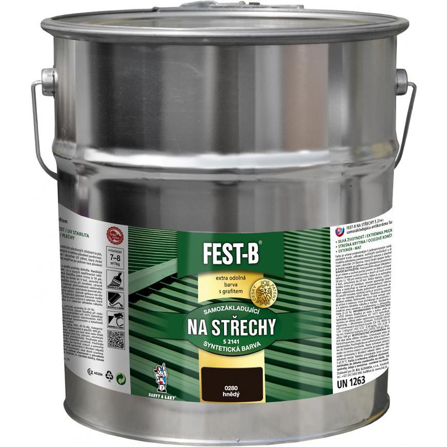 FEST-B 0280 hnědý 12kg