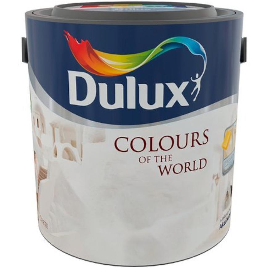 Dulux Colours Of The World řecké slunce 2,5L