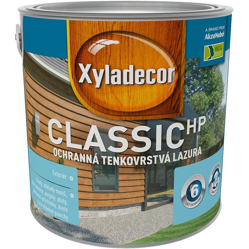 Xyladecor Classic bezbarvý 2,5L