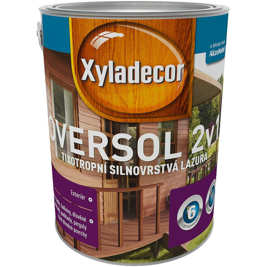 Xyladecor Oversol wenge 5L