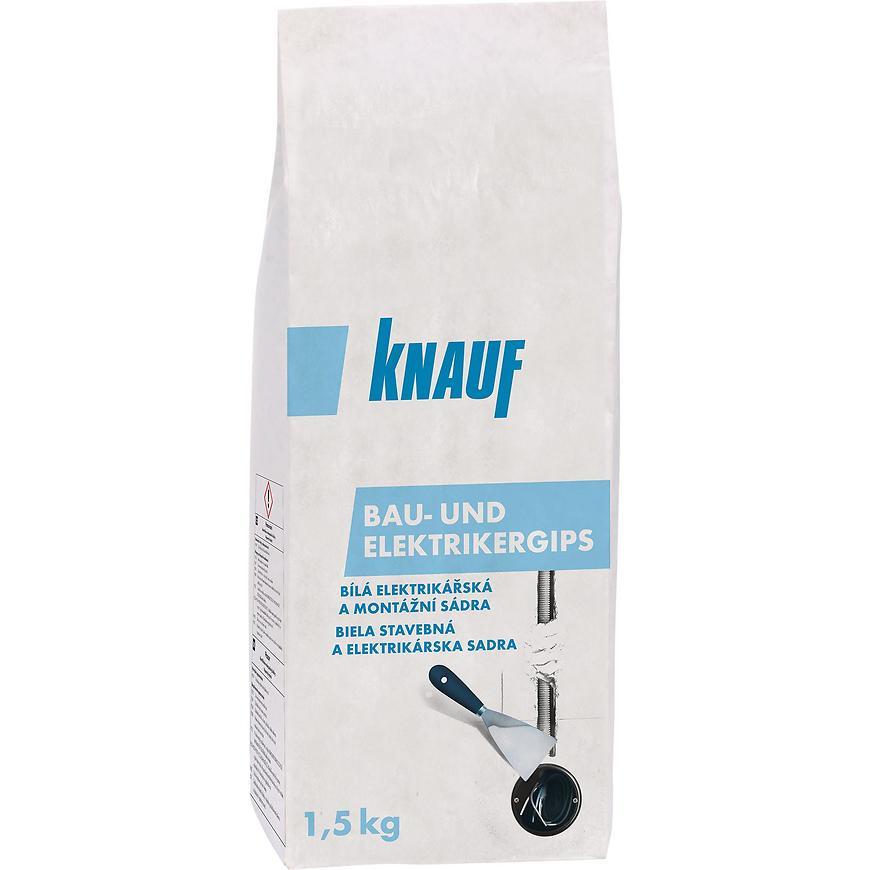 Sádra stavebni A Elektriker 1,5 kg