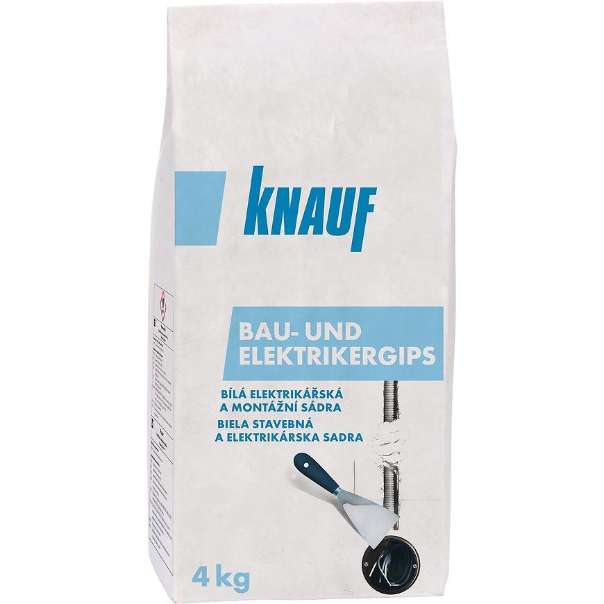 Sádra stavebni A Elektriker 4 kg