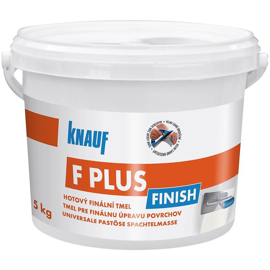 Finální tmel Knauf F Plus 5 kg