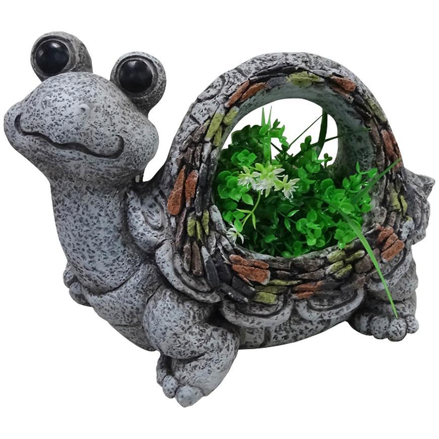 Želva s květináčem UA10-1866B