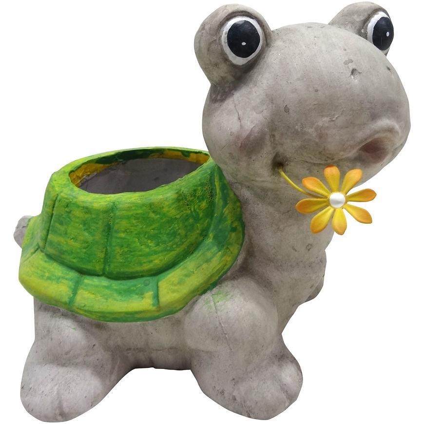 Želva s květináčem UA19A003-20