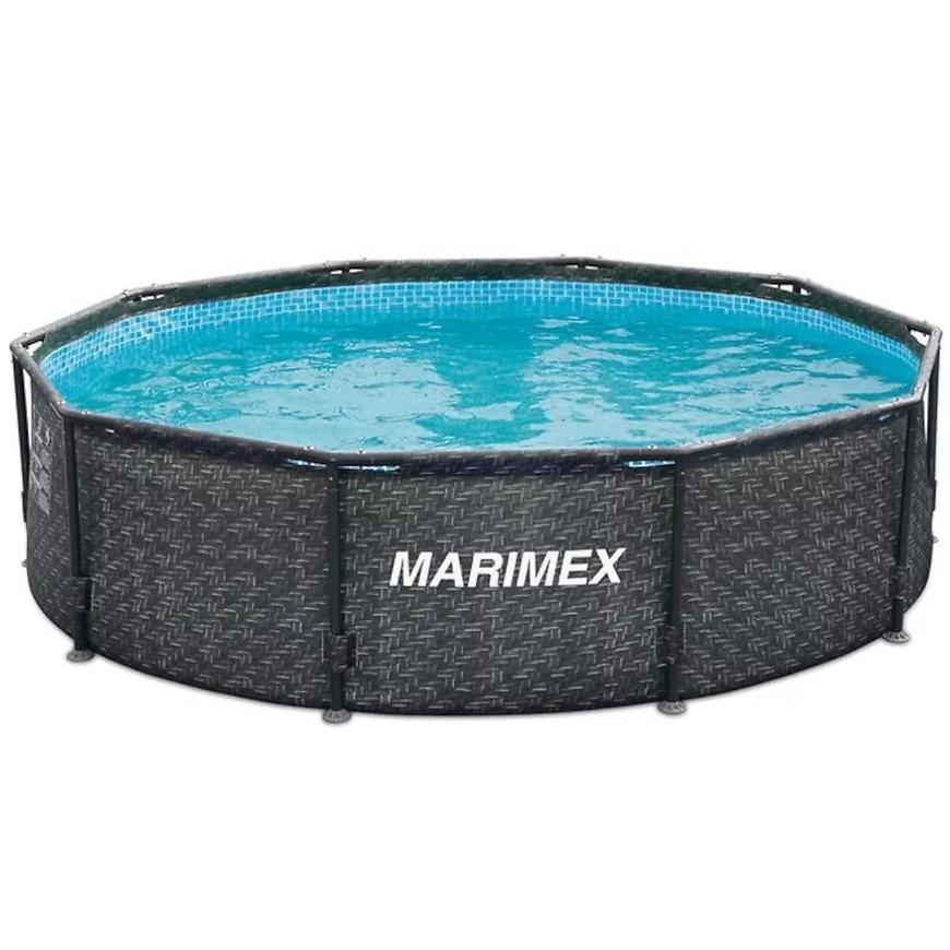 Bazén florida 3,05x0,91 m bez příslušenství ratan