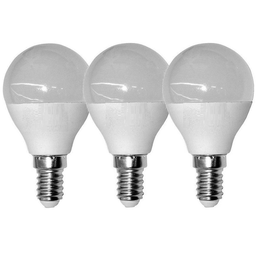 Žárovky LED (3-PACK) P45 6W E14 2700K