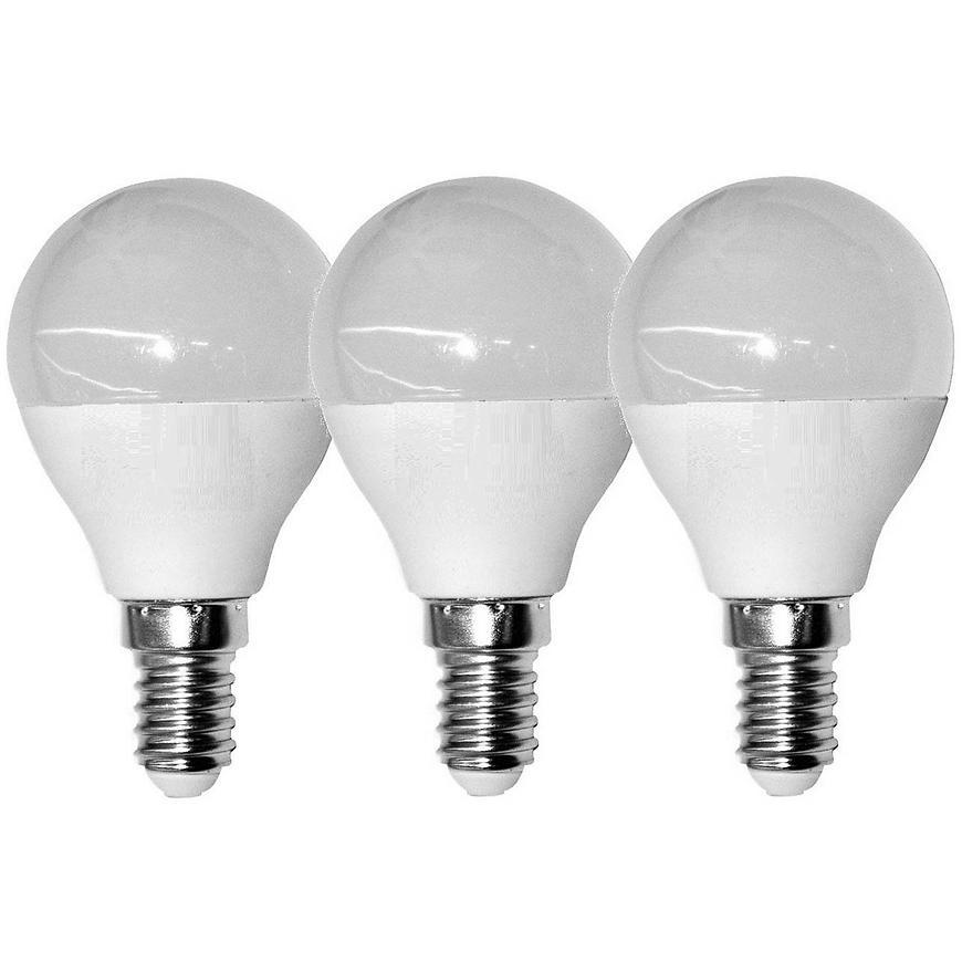 Žárovky LED (3-PACK) P45 6W E14 4200K