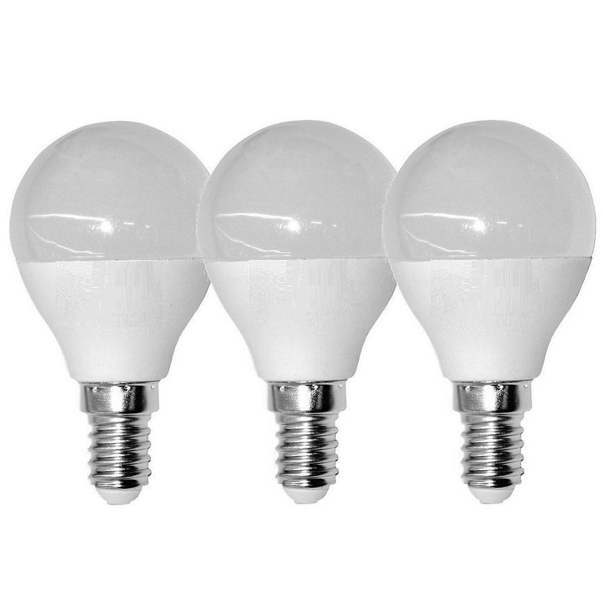 Žárovky LED (3-PACK) P45 6W E14 6500K